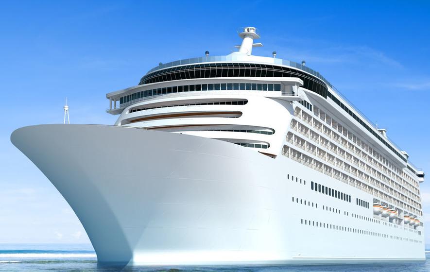Generic Cruise Ship 7
