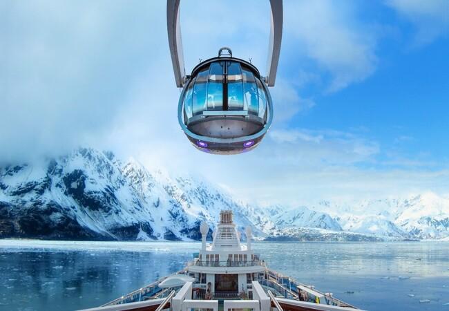 Ovation Of The Seas North Star