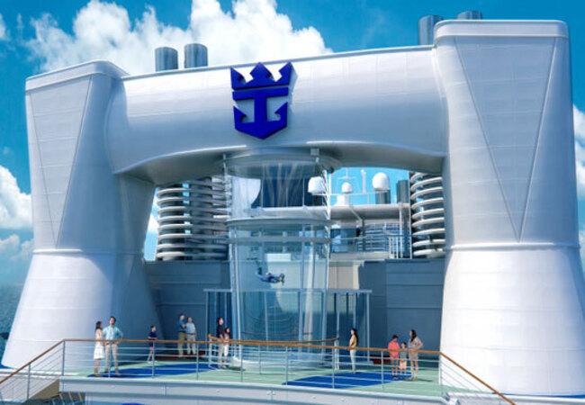Ovation Of The Seas Ripcord