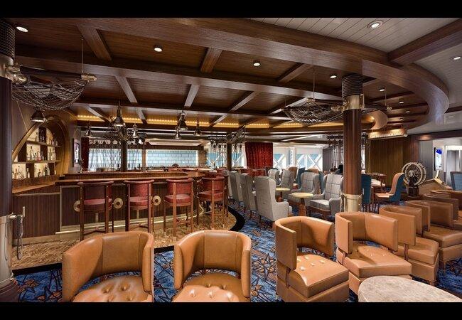 Ovations of the Seas Schooner