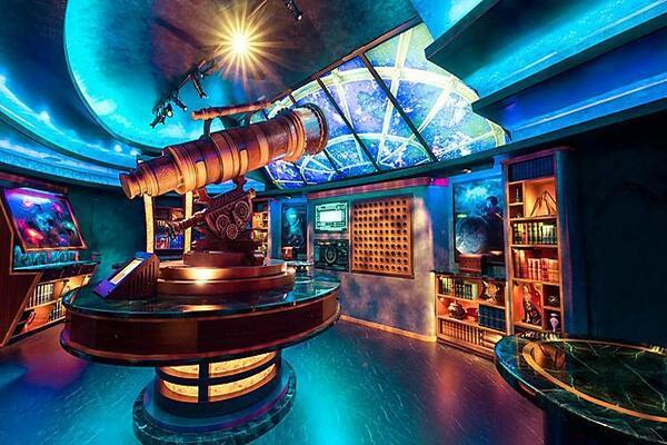 Mariner of the Seas Escape Room