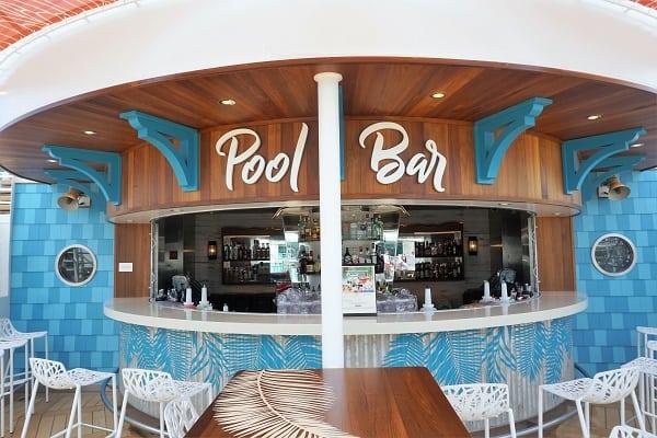 Mariner of the Seas Pool Bar