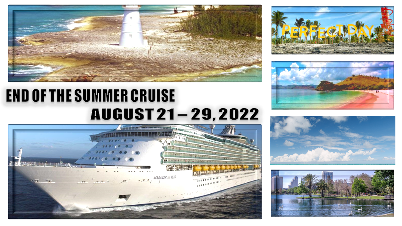 2022 End of the Summer Cruise 1